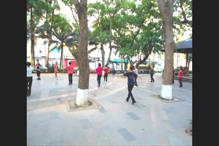 Square Dancing China Wikipedia
