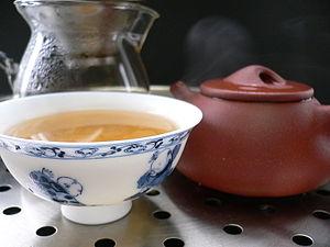 Tea culture - Chinese tea, gancha