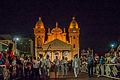 Chiquinquira Basilica of the day Jesus of Mercy 2.jpg