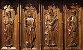 Choir stalls-St Etienne Church Moudon-IMG 7478.jpg