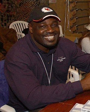 Christian Okoye - Okoye in Iraq, 2006