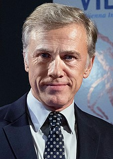 Christoph Waltz German-Austrian actor