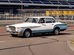 Plymouth Valiant 1960-62
