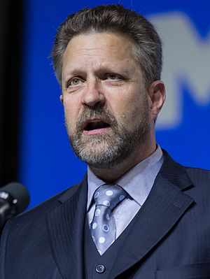 Chuck Strahl - Image: Chuck Strahl 2014