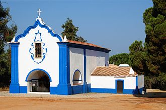 Santiago do Cacém - Image: Church Alentejo Portugal