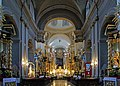 Church of St Bernardine of Siena (interior), 2 Bernardynska street, Stradom, Krakow, Poland.jpg
