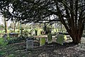 Church of St Margaret of Antioch, Margaret Roding Essex England - churchyard southeast 1.jpg