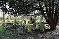 Church of St Margaret of Antioch, Margaret Roding Essex England - churchyard southeast 1.jpg