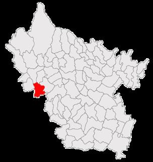 Cislău Commune in Buzău, Romania