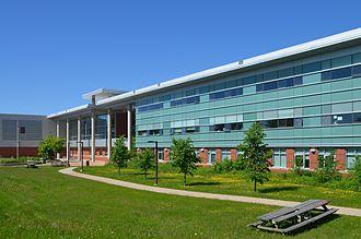 Citadel High School - Image: Citadel High School front