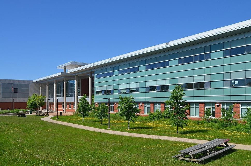 Citadel High School front