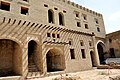 Citadel of Erbil, during the restoration work of its buildings, 2014.jpg