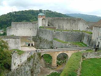 Besançon - The Citadel of Besançon by Vauban