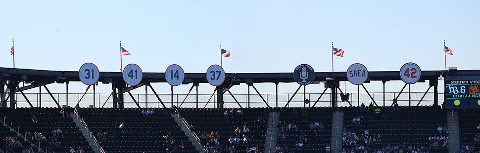 Citi Field retired numbers 2018