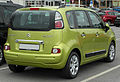 Citroën C3 Picasso rear 20100725.jpg