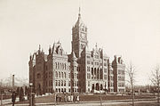 City and County Building SLC - circa 1894
