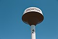 City of Ironton, Minnesota Water Tower (35936950465).jpg
