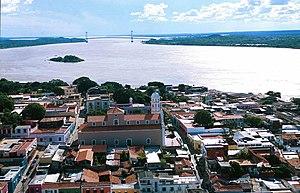 Ciudad Bolívar historical zone