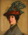 Clara Cole by Herbert Cole (1912).png