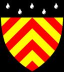 Clare Hall-heraldika ŝildo
