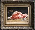 Claude monet, natura morta, il quarto di bue, 1864 ca.JPG