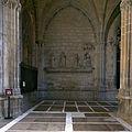 Claustro de la Catedral de Pamplona. Epifanía.jpg