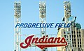 Cleveland Indians vs. Los Angeles of Anaheim (15194505992).jpg