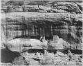 "Cliff dwellings, ""Mesa Verde National Park,"" Colorado, ""1941."", 1941 - NARA - 519943.tif"