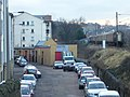 Clockmill Lane near Meadowbank - geograph.org.uk - 1725203.jpg