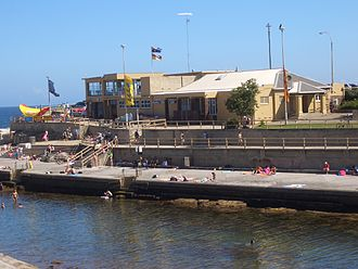 Clovelly, New South Wales - Clovelly Surf Life Saving Club