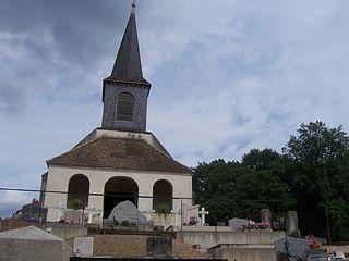 Clux-Villeneuve Commune in Bourgogne-Franche-Comté, France