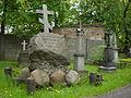 Cmentarz prawosławny na woli kwatera zachodnia.JPG