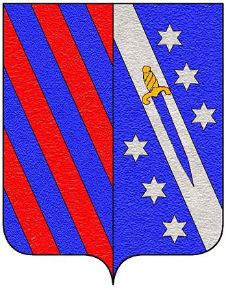Sorgo family - Coat of arms of the Sorgo-Cerva