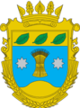 Coat of Arms of Bereznehuvatskiy Raion in Mykolaiv Oblast.png