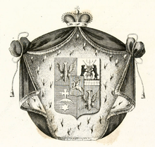 Coat of Arms of Kurakiny family (1798).png