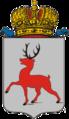 Coat of Arms of Nizhny Novgorod 1909 (Russian empire).png