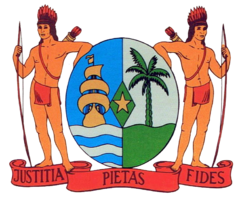 http://upload.wikimedia.org/wikipedia/commons/thumb/d/d8/Coat_of_arms_of_Suriname.png/240px-Coat_of_arms_of_Suriname.png