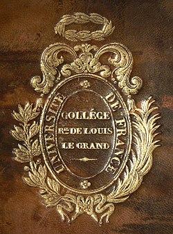 Lycée Louis-le-Grand