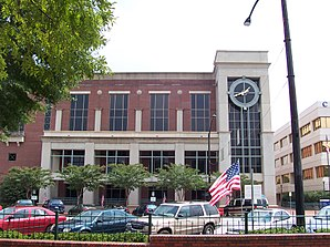 Cobb County Courthouse