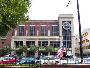 The Cobb County Courthouse in September 2006