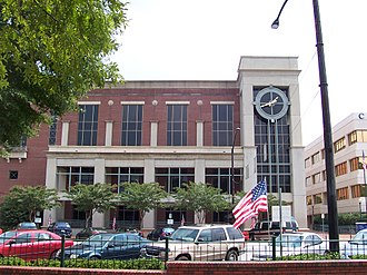 Cobb County, Georgia - Image: Cobb County Courthouse