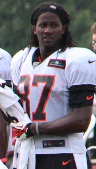 Cobi Hamilton - Hamilton with the Bengals in 2013