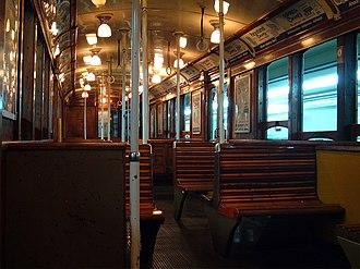 La Brugeoise cars (Buenos Aires Underground) - La Brugeoise Interior