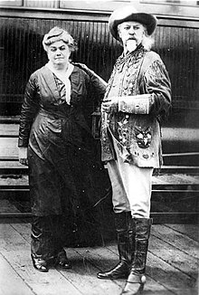 Buffalo bill cody resource learn about share and discuss buffalo buffalo bill and his wife louisa fandeluxe Image collections