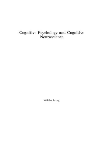 intro to psych neuroscience notes Course outline for: introduction to psychology (psy 101) intro thinking like a psychologist handouts becoming psych savvy purchase books and materials 8/21/13.