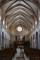 Col·legiata de santa Maria de Gandia, interior.JPG
