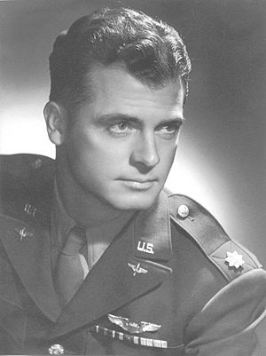 Edwin A. Doss - Doss during his tenure as a lieutenant colonel.