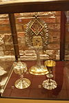Collection of sacred art in Historical Museum in Trakai 01.JPG