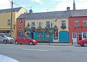 Collumcillie Street Tullamore Co.Offaly - geograph.org.uk - 1365228.jpg