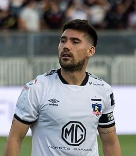 César Fuentes Chilean footballer